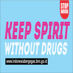 Keep Spirit Without Drugs