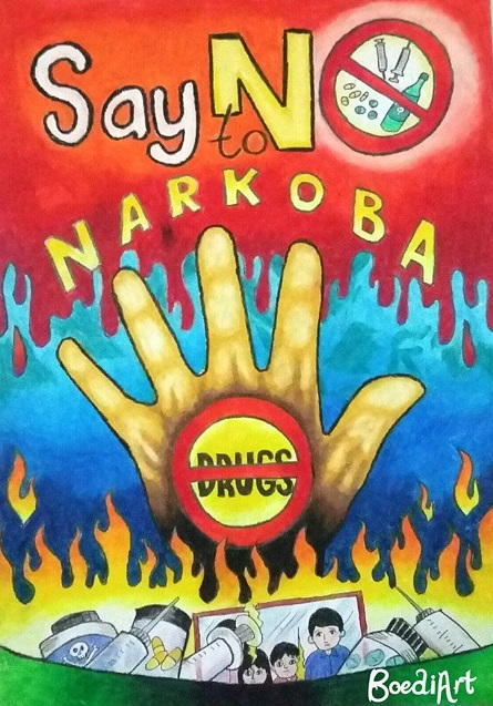 Say No To Narkoba