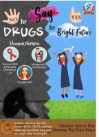Say No to Drugs, Say Yes to Bright Future