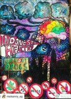 Indonesia Healthy Without Drugs