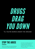Drugs Drag You Down